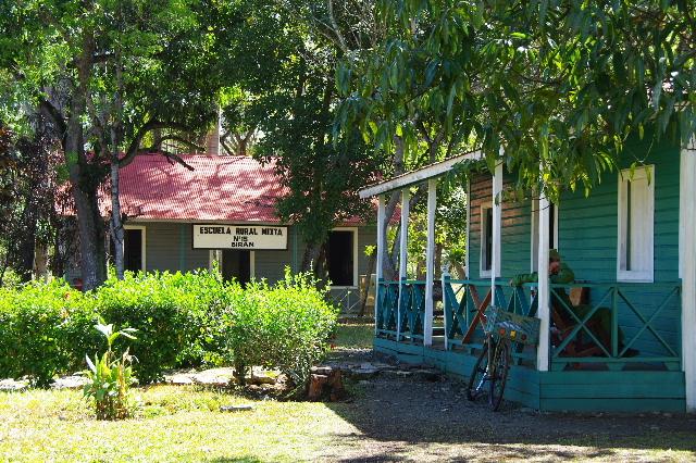キューバ (57) フィデル・カストロの生家ビラン訪問_c0011649_1132520.jpg