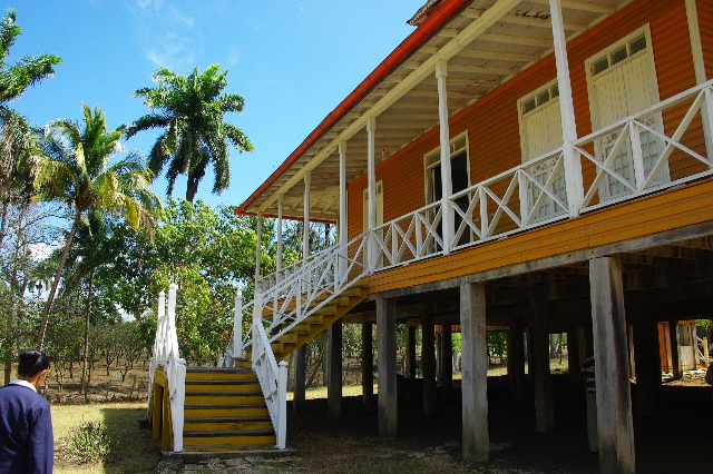 キューバ (57) フィデル・カストロの生家ビラン訪問_c0011649_11494992.jpg