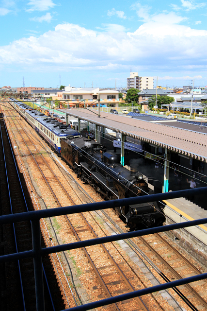 新津駅_a0267861_21544524.jpg