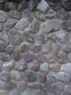 別府石の石垣は、立派なアート!_e0251278_1220192.jpg