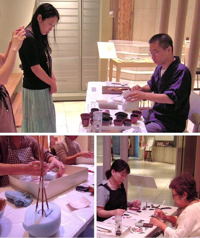 OZONEでの展示会に行ってきました 2012.09.09_c0213599_2281118.jpg