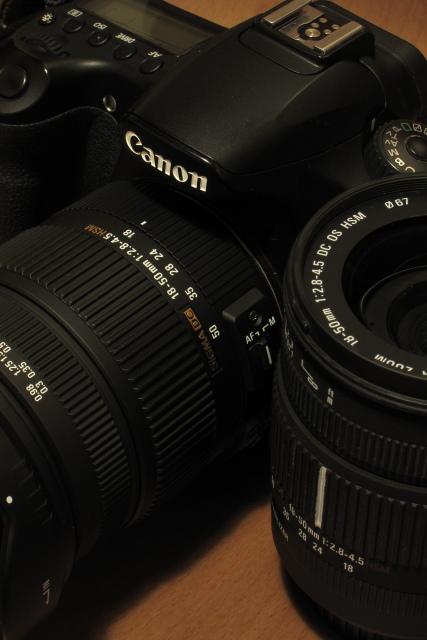 二代目 SIGMA18-50mmF2.8-4.5DC OS HSM 購入_b0061717_030194.jpg