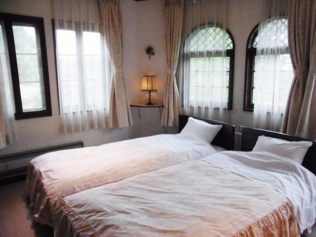 八ケ岳のプチホテル「ガレリア」PartⅡ_f0012718_16225345.jpg