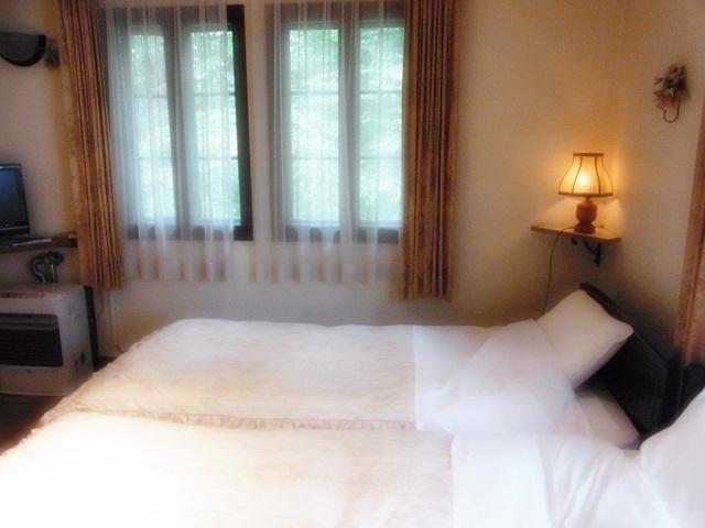 八ケ岳のプチホテル「ガレリア」PartⅡ_f0012718_1624161.jpg