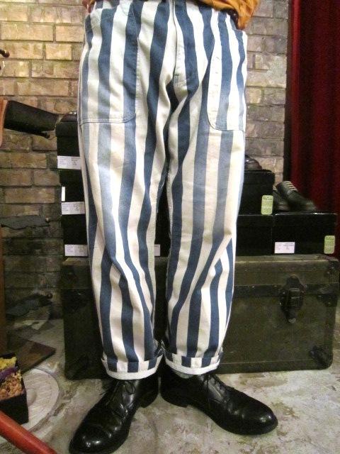 "AmanjaKania \""Big Stripe Pants&Parka\"" ご紹介_f0191324_9442715.jpg"