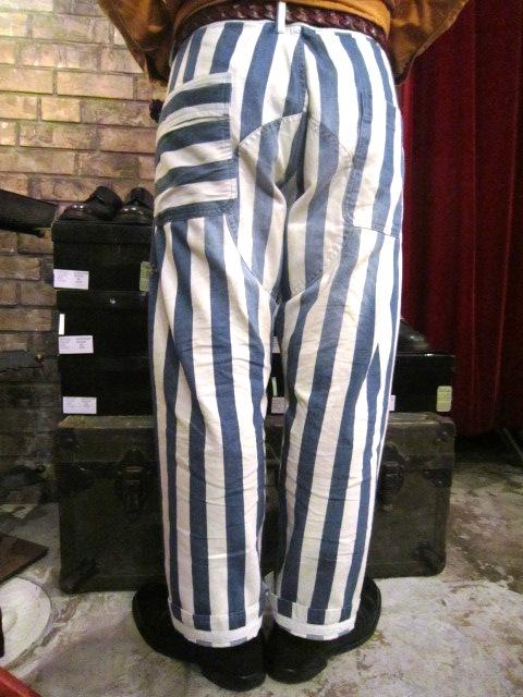 "AmanjaKania \""Big Stripe Pants&Parka\"" ご紹介_f0191324_9443892.jpg"