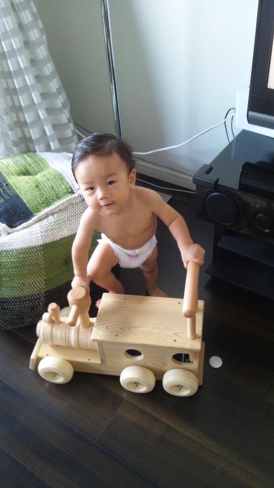 1歳1/2ヵ月になりました。_e0253026_14551827.jpg