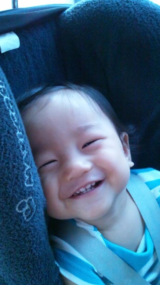1歳1/2ヵ月になりました。_e0253026_1457509.jpg