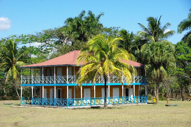 キューバ (57) フィデル・カストロの生家ビラン訪問_c0011649_6464232.jpg