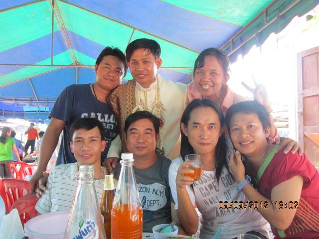 タイの庶民の結婚式_b0100062_1431239.jpg