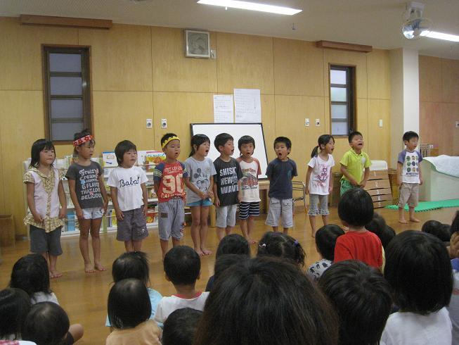 8月のお誕生日会_c0151262_1120669.jpg