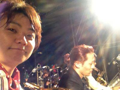 中洲ジャズ2012 楽しかったです♪_f0230569_16135163.jpg