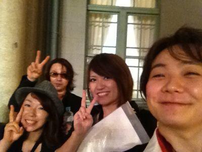 中洲ジャズ2012 楽しかったです♪_f0230569_16135376.jpg
