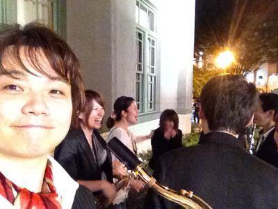 中洲ジャズ2012 楽しかったです♪_f0230569_16135450.jpg