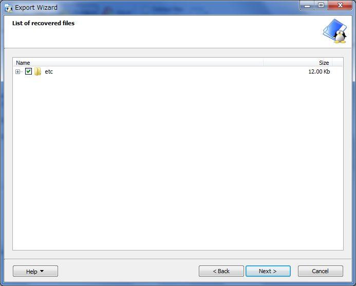 Windows7 から openSUSE の EXT4 パーティションを読む_a0056607_18175149.jpg