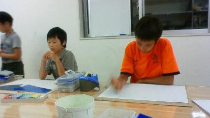 金曜日小学生後半クラス_b0187423_1537326.jpg