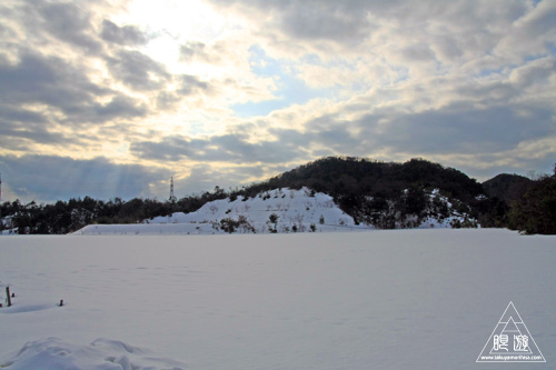 145 松江市北陵町 ~豪雪の影響~_c0211532_235584.jpg