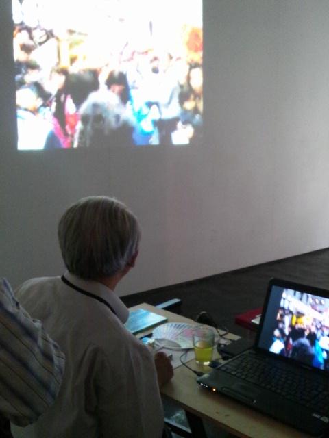 第1回大江戸町人アカデミーのテーマは「べったら市の町、旧大伝馬町の伝統」_d0058440_7164970.jpg