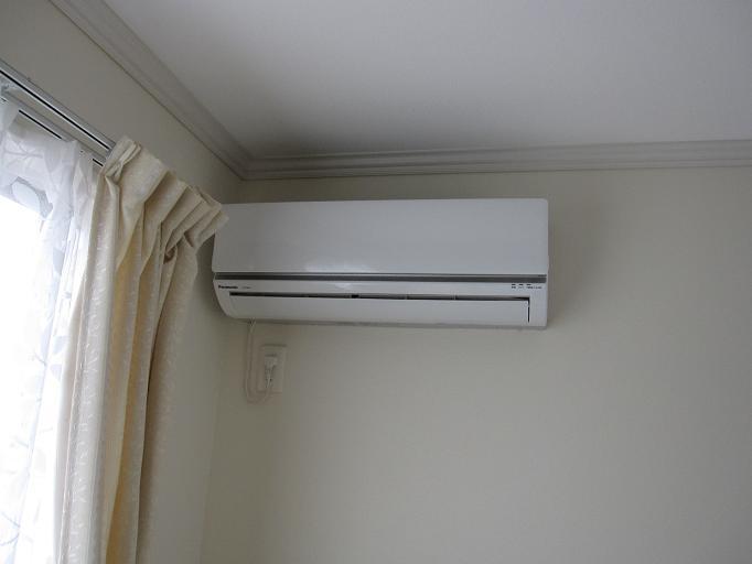 エアコン 寝室用