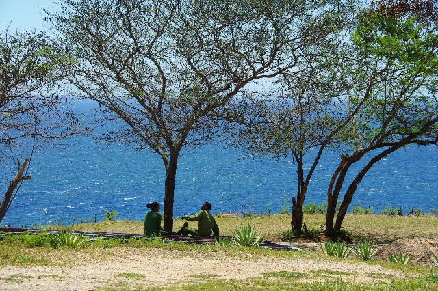 キューバ (58) ビランからサンティアゴ・デ・クーバのモロ要塞へ_c0011649_0114068.jpg