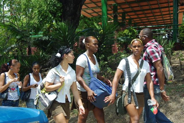 キューバ (58) ビランからサンティアゴ・デ・クーバのモロ要塞へ_c0011649_055166.jpg