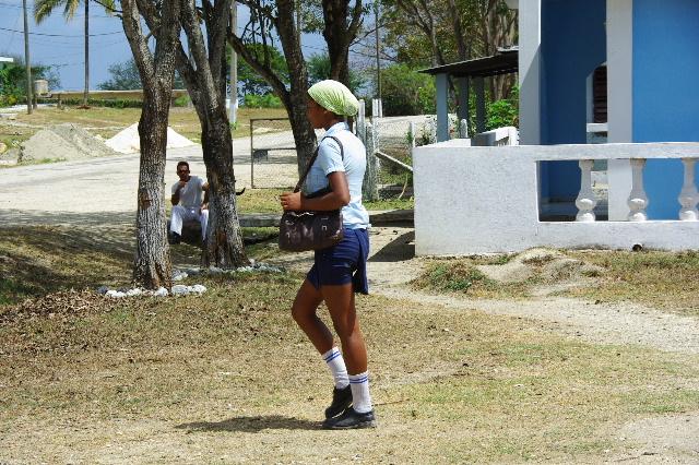 キューバ (58) ビランからサンティアゴ・デ・クーバのモロ要塞へ_c0011649_061188.jpg
