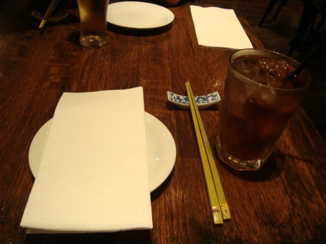 丸の内「CHINESE 青菜」へ行く。_f0232060_21465259.jpg