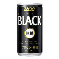 UCC BLACK無糖 ( 上島珈琲 )