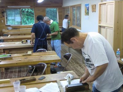 木工手道具の使い方を学びました_f0227395_1254072.jpg