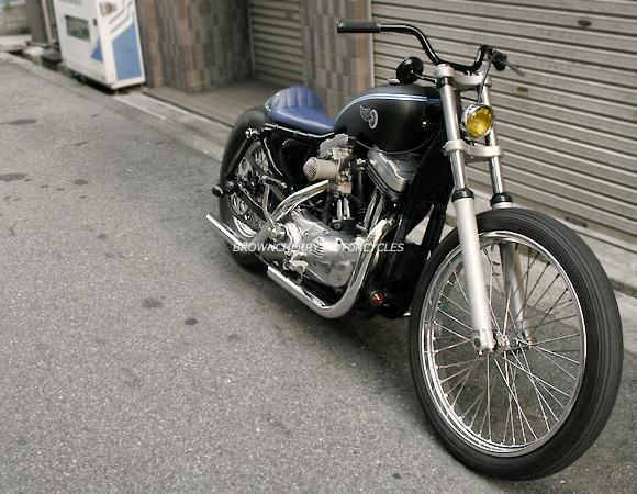 Harley-Davidson 1999 XLH1200C_c0153300_20573284.jpg