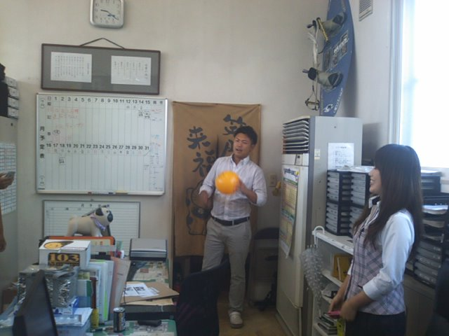 9月12日(水) I様 フーガ御成約(o´∪`)♪_b0127002_207534.jpg