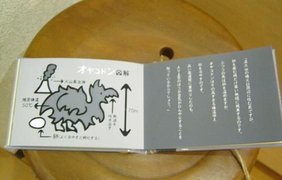 たまごの工房企画展  怪獣図鑑展  5   その10_e0134502_19585548.jpg