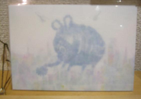 たまごの工房企画展  怪獣図鑑展  5   その9_e0134502_1995144.jpg