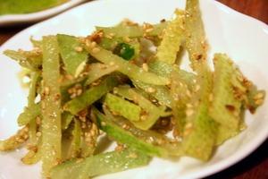 冬瓜と鶏モモ肉の塩麹スープ・・・夏バテに優しい♪_f0141419_6405766.jpg