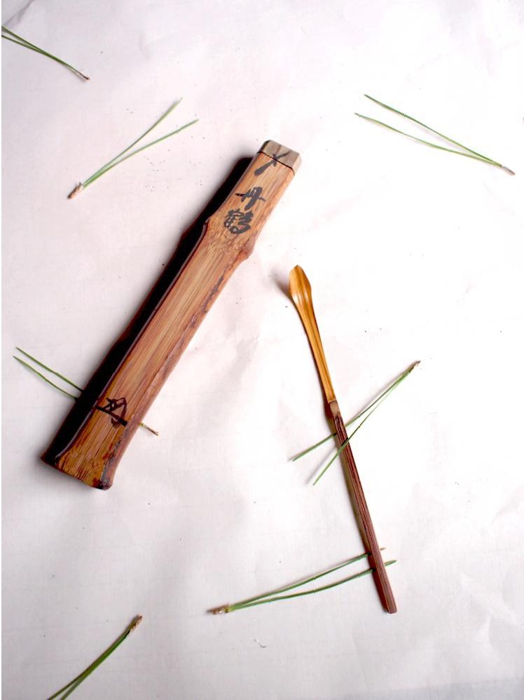 長谷川南風 茶杓展 2012.10.19~29_b0237338_8945100.jpg