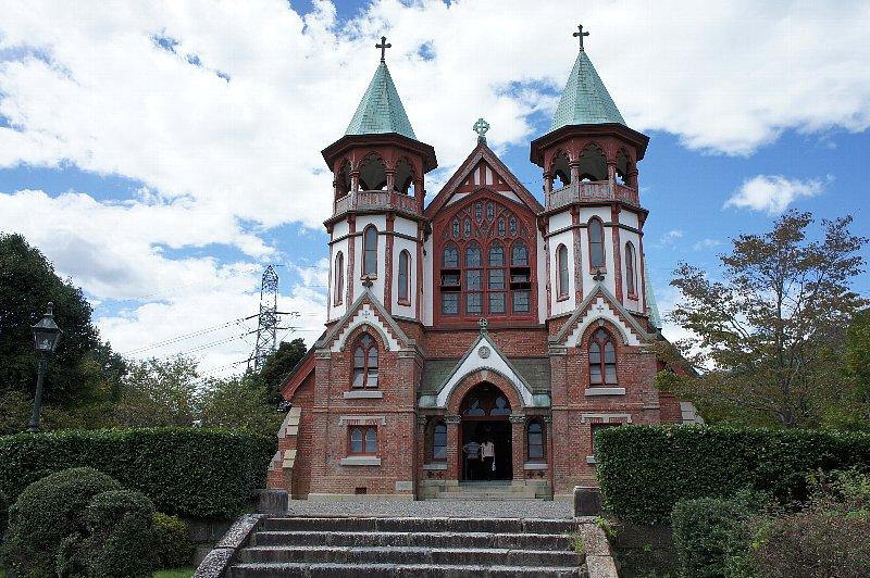 博物館明治村 聖ヨハネ教会堂_c0112559_1341361.jpg