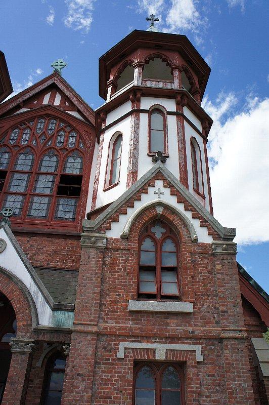 博物館明治村 聖ヨハネ教会堂_c0112559_1364879.jpg