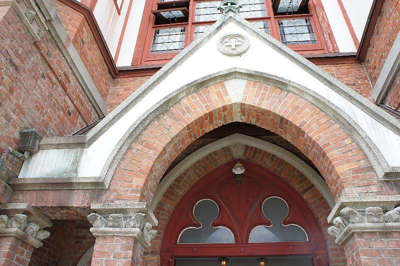 博物館明治村 聖ヨハネ教会堂_c0112559_1371324.jpg
