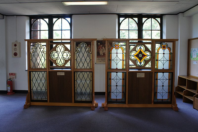 博物館明治村 聖ヨハネ教会堂_c0112559_1375232.jpg