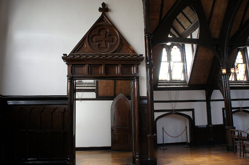 博物館明治村 聖ヨハネ教会堂_c0112559_1375886.jpg
