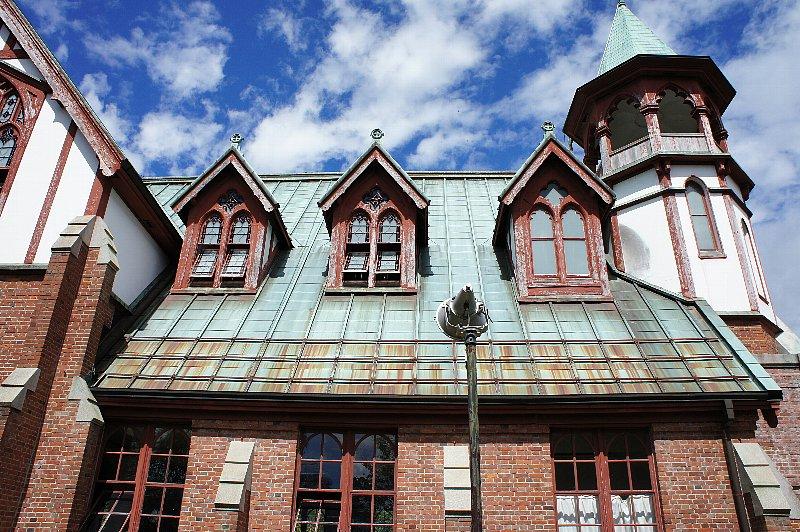 博物館明治村 聖ヨハネ教会堂_c0112559_137713.jpg