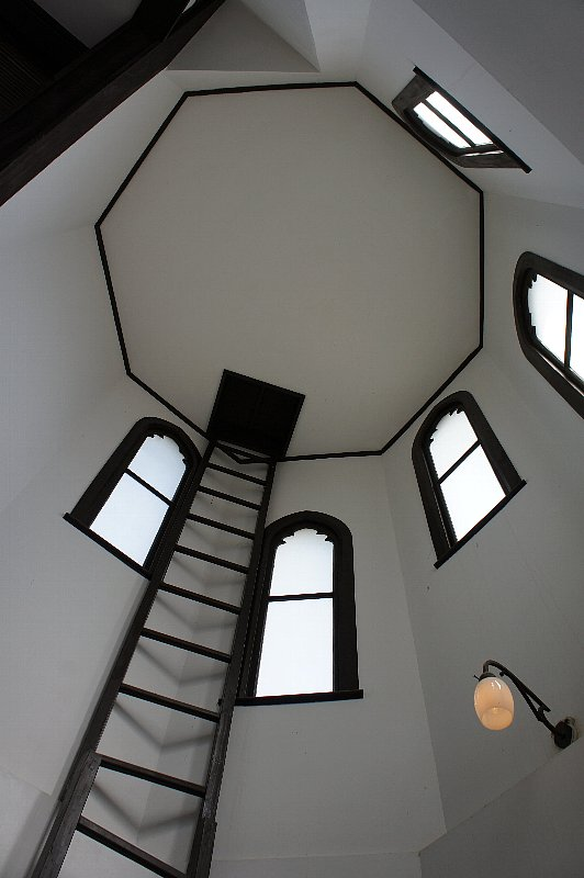 博物館明治村 聖ヨハネ教会堂_c0112559_138286.jpg
