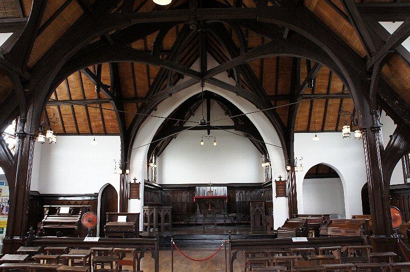博物館明治村 聖ヨハネ教会堂_c0112559_1383045.jpg