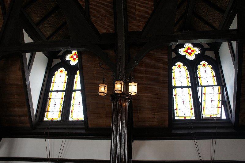 博物館明治村 聖ヨハネ教会堂_c0112559_1384914.jpg