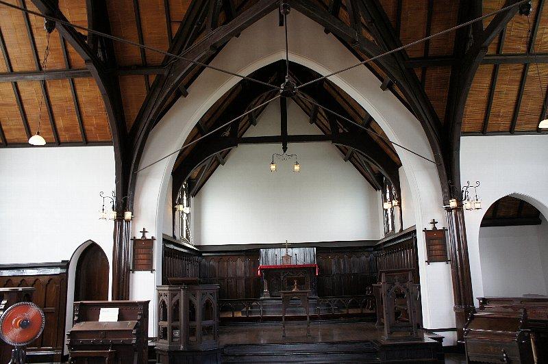 博物館明治村 聖ヨハネ教会堂_c0112559_1393123.jpg