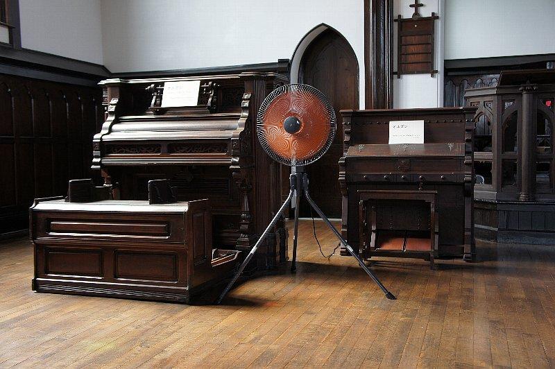 博物館明治村 聖ヨハネ教会堂_c0112559_1394110.jpg