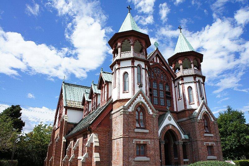 博物館明治村 聖ヨハネ教会堂_c0112559_1395936.jpg