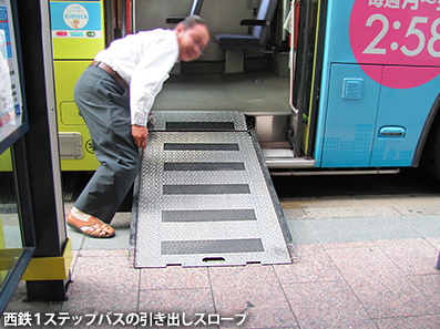 博多レポート4 市内路線バス(西鉄バス)_c0167961_217219.jpg