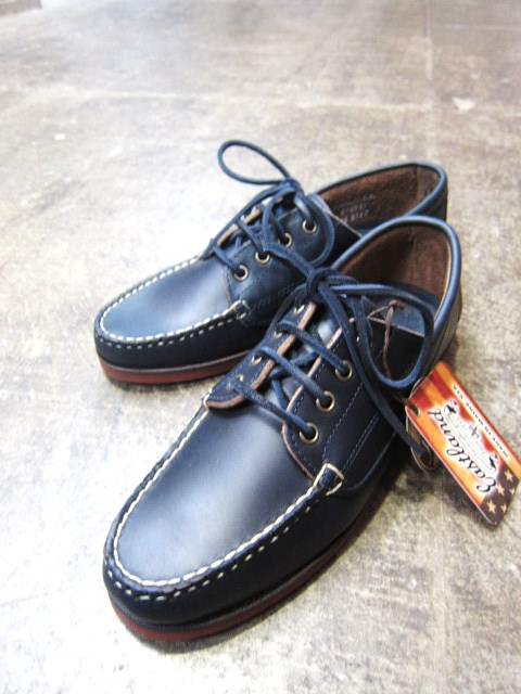 US 本格Moccasin 入荷♪ By EastLand ・・・ FALMOUTH Moccasin_d0152280_20211914.jpg