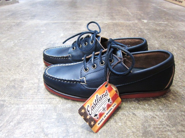 US 本格Moccasin 入荷♪ By EastLand ・・・ FALMOUTH Moccasin_d0152280_2021525.jpg